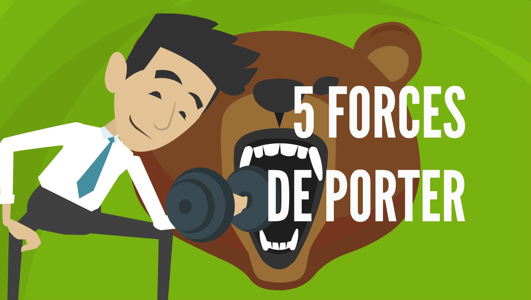 Les 5 forces de porter draw my economy - Les forces concurrentielles de porter ...